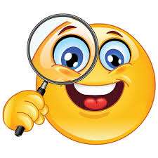 Inspecting Smiley | Smiley, Emoticon, Emoticons emojis